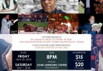 """Lasana M. Sekou Live @ 40th anniversary"" concert: Poetry, stories, drama, and dance-theater performances at John Larmonie Center"
