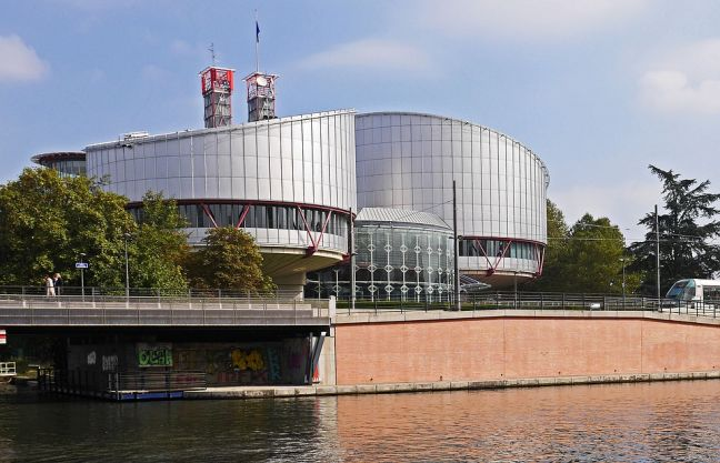 European Court of Human Rights (File photo)