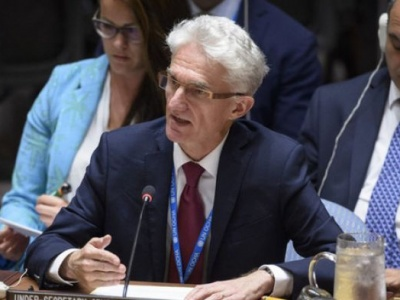Syria: Humanitarian disaster in Idlib 'unfolding before our eyes' says top UN relief official