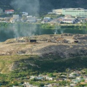 Ministry VROMI taking preventative measures to keep Landfill Fires at Bay