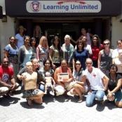LU staff goes through refresher CPR training