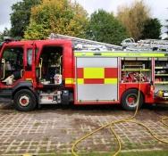 Fire Department Caribbean Netherlands organizes training week on Bonaire