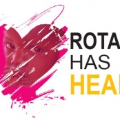 Rotary Has Heart 'Rise Against Hunger'