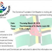 All Members and Dominicans are Invited
